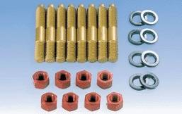 MILODON #84550 Aluminum Blower Studs