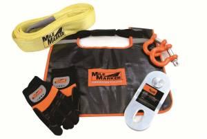 MILODON #19-00100 Off Road Winch Accessory Kit