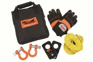 MILODON #19-00105 ATV/UTV Winch Accessory Kit