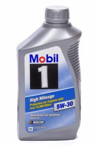 MOBIL 1 #MOB103767-1 5w30 High Mileage Oil 1 Qt