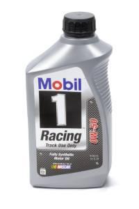 MOBIL 1 #MOB104145-1 0w50 Racing Oil 1 Qt