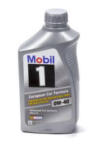 MOBIL 1 #MOB112628-1 0w40 FS Oil 1 Qt