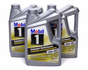 MOBIL 1 #120765 5w20 EP Oil Case 3x5 Qt Bottles
