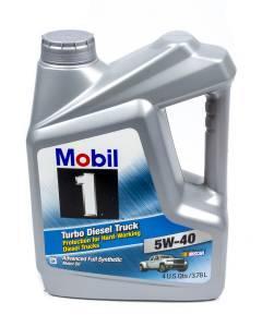 MOBIL 1 #MOB122260-1 5w40 Turbo Diesel Oil 1 Gallon