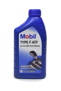 MOBIL 1 #MOB122974-1 ATF Oil Type F 1 Quart
