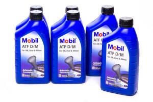 MOBIL 1 #123130 Automatic Transmission Fluid D/M Case 6x1 Qt.