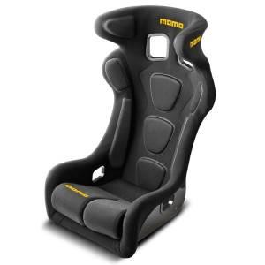 MOMO AUTOMOTIVE ACCESSORIES #1075BLK Daytona EVO Racing Seat Regular Size Black