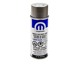 MOPAR PERFORMANCE #P4529876 Argent Wheel Paint