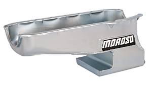 MOROSO #20211 SBC Oil Pan - 62-67 Chevy II