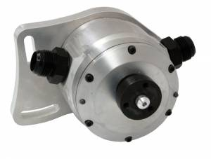 MOROSO #22644 4-Vane Vacuum Pump - Enhanced Design