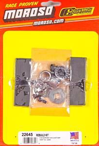 MOROSO #22645 Vacuum Pump Rebuild Kit