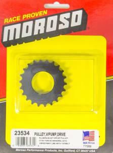 MOROSO #23534 Vacuum Pump Drive Pulley 22T- Radius Tooth