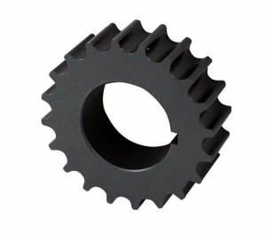 MOROSO #23535 Vacuum Pump Drive Pulley 24T- Radius Tooth