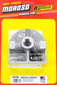MOROSO #23700 Ford Oil Filter Mount