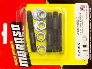 MOROSO #37955 Carburetor Stud Kit - 2in.
