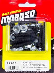 MOROSO #38366 Oil Pan Stud Kit