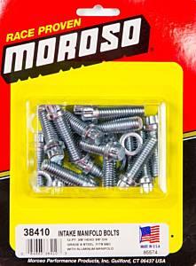MOROSO #38410 Bb Chevy Intake Bolts