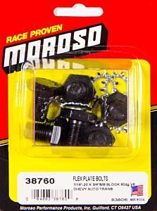 MOROSO #38760 Flex Plate Bolts