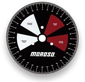 MOROSO #62190 11in Degree Wheel