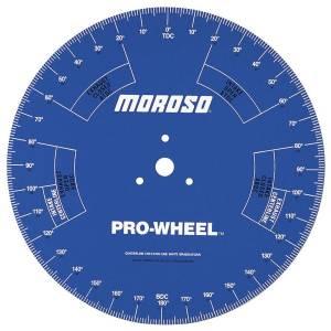 MOROSO #62191 18in Pro Degree Wheel