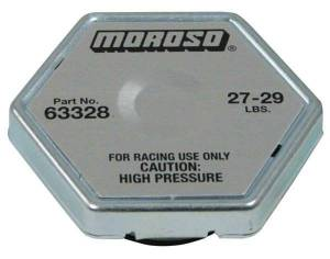 Racing Radiator Cap 27-29LBS.