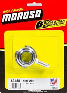 MOROSO #63488 Billet Filler Neck - Small Design