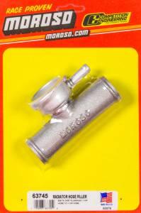 MOROSO #63745 Radiator Hose Filler 1.25in Hose To 1.25in Ho