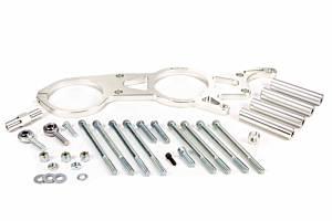 MOROSO #63837 Alt/Vac Pump Mounting Brkt Kit - BBC