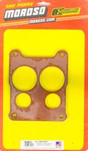 MOROSO #64941 Phenolic Carb Spacer Spreadbore 4-Hole