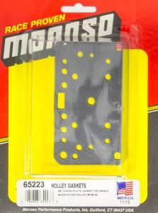 MOROSO #65223 Neoprene Holley Gaskets