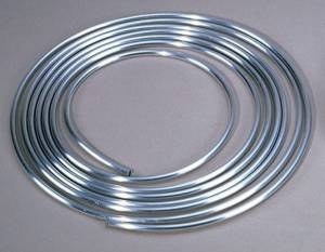 MOROSO #65330 3/8in Aluminum Gas Line