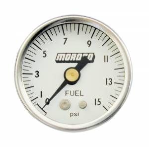 MOROSO #65370 Fuel Pressure Gauge
