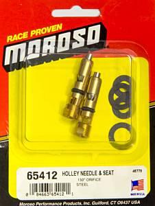 MOROSO #65412 .130 Steel Needle & Seat
