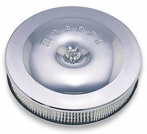 MOROSO #66210 11-1/2 Chrome Air Cleaner