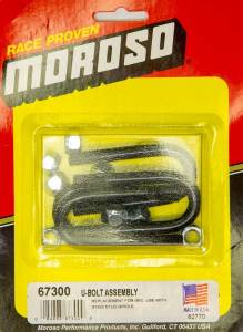 MOROSO #67300 Replacement U-Bolts