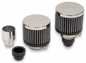 MOROSO #68810 Valve Cover Breather Kit Push-In Fits 1.22 Hole