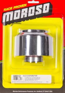 MOROSO #68812 Chrome V. Cvr Breather