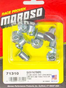 MOROSO #71310 Flush Head Quik Fastener .550in Long Body