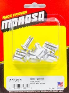 MOROSO #71331 Oval Head Quick Fastener 5/16 x .500