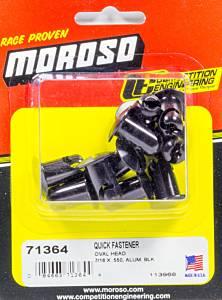 MOROSO #71364 Oval Head Quick Fastener 7/16 x .550