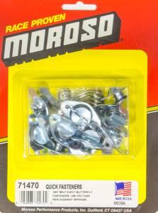 MOROSO #71470 Butterfly Fastener .450in Short Body
