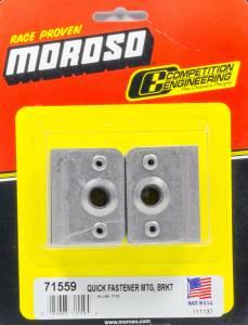 MOROSO #71559 Quick Fastener Mounting Brackets 7/16 - 10pk