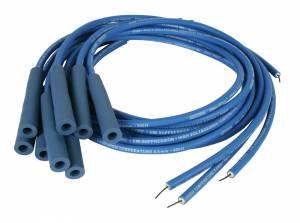 MOROSO #73226 Blue Max Ignition Wire Set - Blue