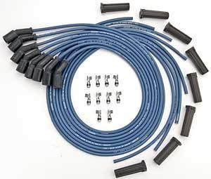 MOROSO #73811 Ultra 40 Plug Wire Set - LS1- Unsleeved