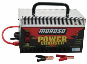 MOROSO #74016 Dual Purpose Battery Charger
