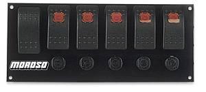 MOROSO #74180 Rocker Switch Panel Kit