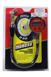 MOROSO #89574 Tire Gauge 0-15 Digital Backlit