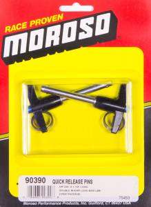 MOROSO #90390 Quick Release Pins (2) 1/4 x 1-1/2