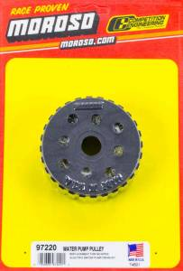 MOROSO #97220 Elect. Water Pump Pulley