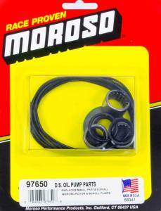 MOROSO #97650 Replacement Parts Kit For D/S Pump